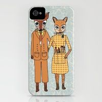 Fantastic Mr. (and Mrs.) Fox!  This website has the most fantastic movie and tv iphone cases!!!
