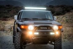 A CREE LED light bar is definitely one of the very best lighting devices you will encounter in the market. It works better, last longer, and it will save you time and money over its lifespan. Best Led Light Bar, Cree Led Light Bar, Led Work Light, Led Light Bars, Work Lights, Four Wheelers, Toyota Fj Cruiser, Cool Lighting, Dream Cars