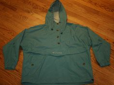 Columbia Nylon Regular Size XL Coats & Jackets for Women Columbia Sportswear, Hooded Jacket, Hoods, Cycling, Windbreaker, Raincoat, Jackets For Women, Pullover, Running