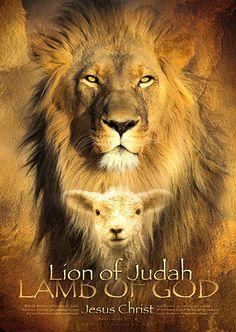 El verdadero León, que con su rugido hace temblar los Cielos y la Tierra, sacude el infierno y genera terror a satanás.
