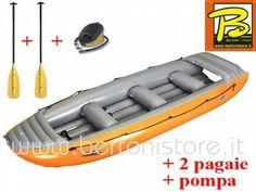Prezzi e Sconti: #Gumotex colorado 450 arancio canoa gonfiabile  ad Euro 1193.00 in #Gumotex #Sport acquatici