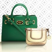 Save up to 50% off during the Coach & Michael Kors event on #zulily today!