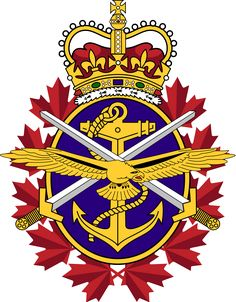 Emblem of the Canadian Forces
