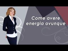 come avere l'energia ovunque