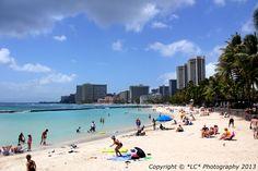 Waikiki Beach (Oahu, HI)