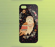 Snowy Owl Case For IPHONE 5, IPHONE 4/4S,