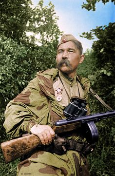 Scout Guard Staff Sergeant Alexei G. Frolchenko | Scout Guar… | Flickr