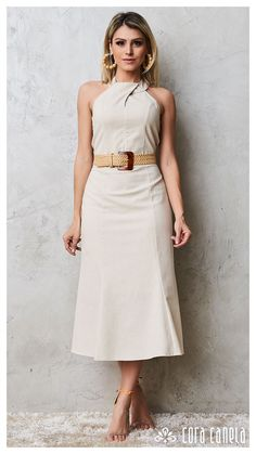Office Dresses For Women, Casual Summer Outfits For Women, Spring Work Outfits, Cute Summer Dresses, Pretty Dresses, Clothes For Women, Daytime Dresses, Casual Dresses, Fashion Dresses