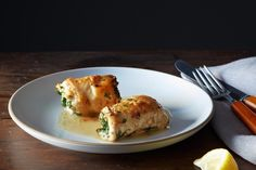 Chicken Kiev recipe on Food52.com on Food52: http://f52.co/1igDVZ7.#Food52