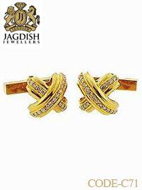 Jagdish Jewellers | Cufflinks