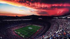 @FCBarcelona Nou Camp Wallpaper #FCB
