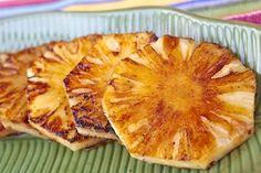 Abacaxi grelhado
