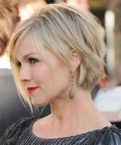awesome Short hairstyles for round faces