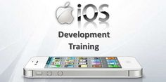 Enroll yourself for the iphone development training with the best training company!