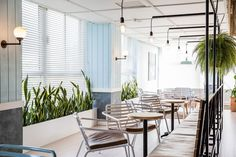 Luchetti Krelle has completed an extensive renovation of the upstairs area at Bondi's Beach Road Hotel, comprising two bars known as 'The Valley'.
