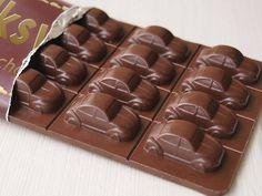 VW Beetle Chocolate Bar
