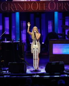 Carrie Underwood - Grand Ole Opry Performances