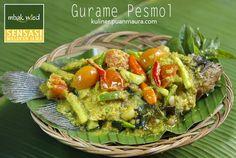 Resep Gurame Pesmol - Cara lain memasak gurame