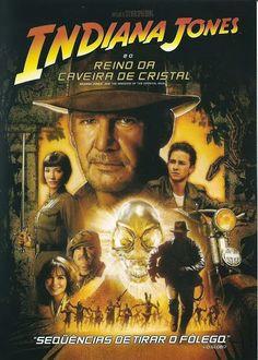Indiana Jones e o Reino da Caveira de Cristal – AC-AV (2008) imdb 6,2 2h 02 Min Nome Original:  Gênero: Ação | Aventura Ano de Lançamento no Brasil: 2008 Duração: 2h 02 Min imdb 6,2/10 Assisti 07/2016 - MN 6,5/10 (No Pin it)