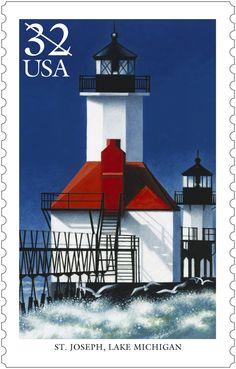 USA North Pier, St Joseph, Michigan 2