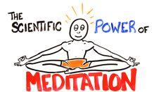The Scientific Power of Meditation Meditation   ~ HelpingOthersIsFun.com