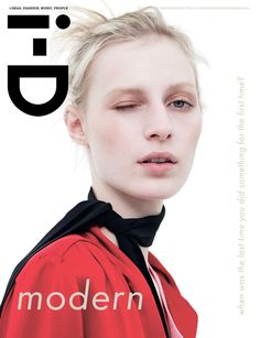 iD Magazine Julia Nobis Summer 2014