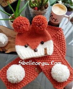 Beanie Knitting Patterns Free, Baby Hats Knitting, Knitting For Kids, Crochet Patterns, Childrens Crochet Hats, Crochet Kids Hats, Crochet Baby Sweaters, Beginner Crochet Tutorial, Booties Crochet