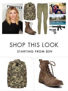 """Fast forward Cassie"" by miaagustus ❤ liked on Polyvore featuring WearAll, Steve Madden and L'Agence"