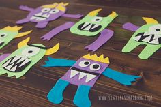 Our son turned nine last week + he wanted a monster themed party. We were able to have lots of fun with it, while still keeping things simple + budget friendly. I thought I'd share a few of the favours and activities from the party along with some quick + easy tutorials on how we...Read More »
