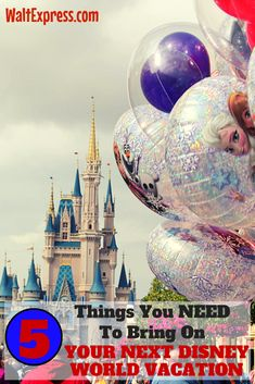 Disney World is doing their part to make sure the parks, resorts and other guest areas are as safe as possible. We have 5 things you NEED to bring with you that could help keep you and your family extra safe during your next visit.  #waltexpress #disneyworld #disneyplanning Disney World Planning, Disney World Vacation, Disney Cruise Line, Disney Vacations, Disney Dining Tips, Disney Tips, Downtown Disney, Walt Disney, Disney World Information