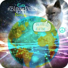 #blog4peace with Mimi Lenox and the peace bloggers NOV 4, 2017