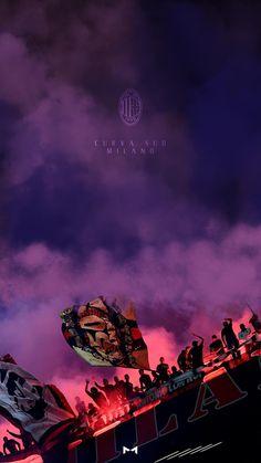 Milan Football, Football Art, Milan Wallpaper, Scenery Wallpaper, Theo Hernandez, Paolo Maldini, Liverpool Wallpapers, Soccer Poster, Football Wallpaper