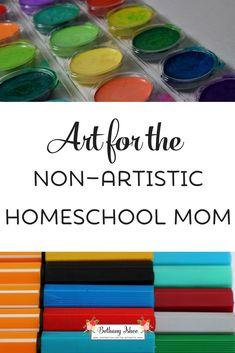 Art for the Non-Arti