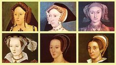 Henry did not have only one wife but because of his desperation for a male heir he had six wives. He first had a marriage with Catherine of Aragon, however her inability to procure a son irritated Henry and as a result they were divorced with Anne Boleyn becoming Henry's new wife.