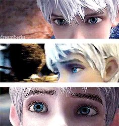 Jack Frost's eyes #ROTG #Jack_Frost