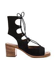 SENSO May Heel in Ebony | REVOLVE