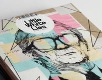 D&AD Little White Lies: Cover Illustration