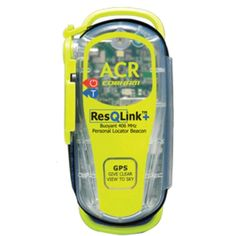 ACR ResQLink+™ 406 MHz GPS PLB Floats w-o Pouch