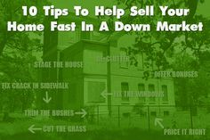10 Tips to Help Sell Your House Fast