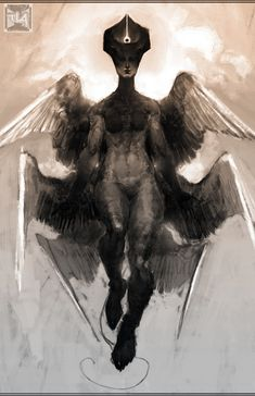 One of the Empyrean Host. The greatest of Men -- the Nephilim Archangels.
