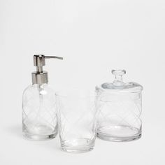 Transparent Bathroom Set - Accessories - Bathroom | Zara Home United States