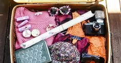 Suitcase Secrets: How to Pack Light and Still Have Plenty of Things…