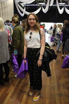 Newcastle Kilo Sale Street Style, May 2016 - Taken by Eliza Caraher