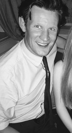 A Doctor a day/Matt Smith at his Grandfather's Birthday party, September 17, 2016