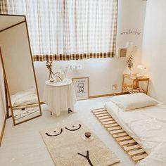 Room Design Bedroom, Room Ideas Bedroom, Small Room Bedroom, Home Decor Bedroom, Home Room Design, Bedroom Bed, Study Room Decor, Small Room Decor, Small Room Design