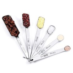 MIU COLOR 6-pc Endurance Measuring Spoon * Read more reviews of the product by visiting the link on the image.