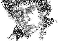 Photoshop Quick Tips - Typographic Portrait Creative Typography, Typography Design, Lettering, Photoshop Tutorial, Adobe Photoshop, Typography Portrait, Typography Tutorial, Scrapbooking Digital, Newspaper Art