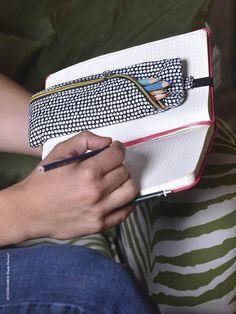 Nähanleitung Federmappe Simply Kreativ Taschen Näh Ideen 0116