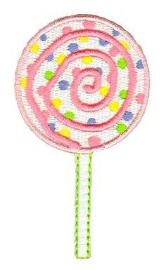 Patchs DIY pop Lollipops