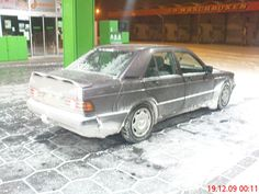 Nr. 3, bestes Winterauto :D